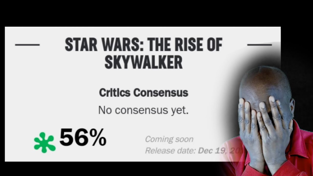 Star Wars the Rise of Skywalker Upsets Everyone!