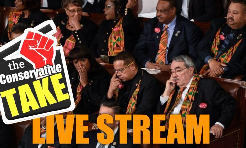 Will the Congressional Black Caucus Applaud? | A Conservative Take on the SOTU
