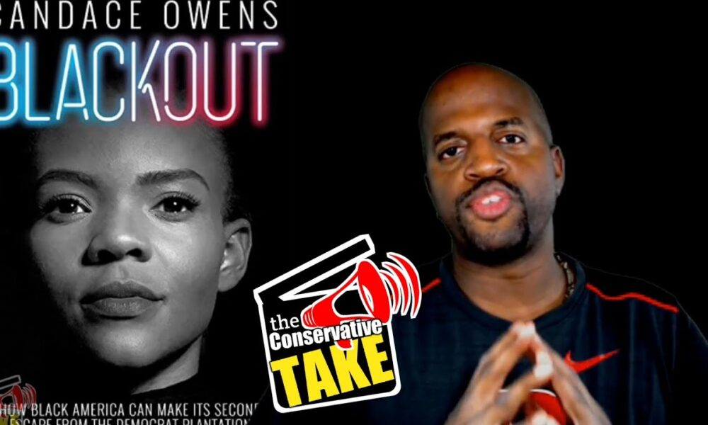 Candace Owens BLACKOUT Book Review