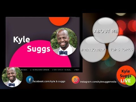 Kyle Suggs LIVE! – 9/23/18 FIRST SHOW!