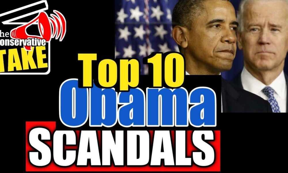10 Scandals that should have IMPEACHED Obama