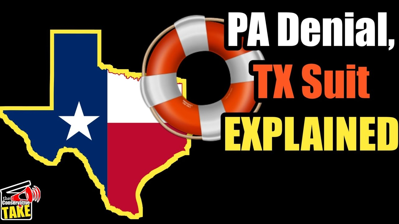"""Texas """"Big Beautiful Law Suit"""" Explained!"""