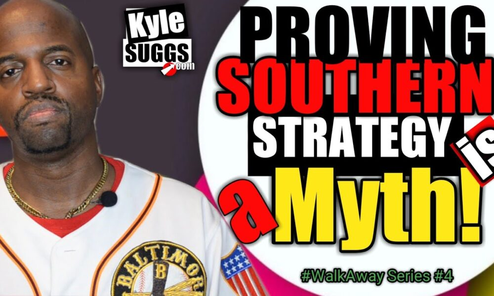 The Southern Strategy is a Myth | Candace Owens is Right & Here's the proof