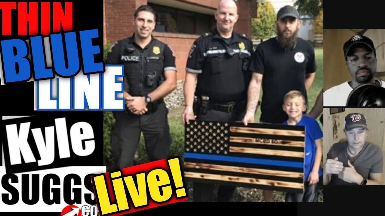 Thin Blue Line Flag | Why the Controversy?