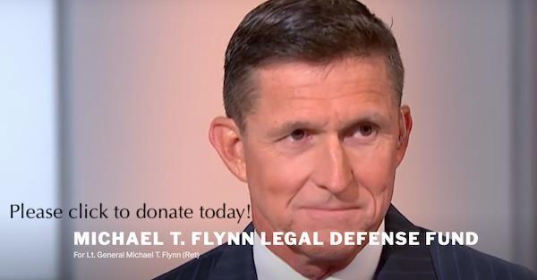 General Michael Flynn defense fund
