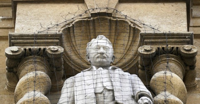 Oxford Academics Refuse to Teach Because College Won't Topple Statue