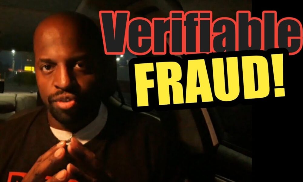 Verifiable Fraud! | Election Update: 11/23/20