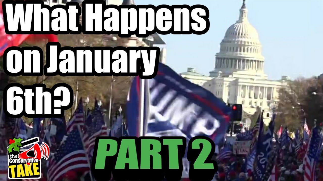 What will happen on January 6th? | Part 2