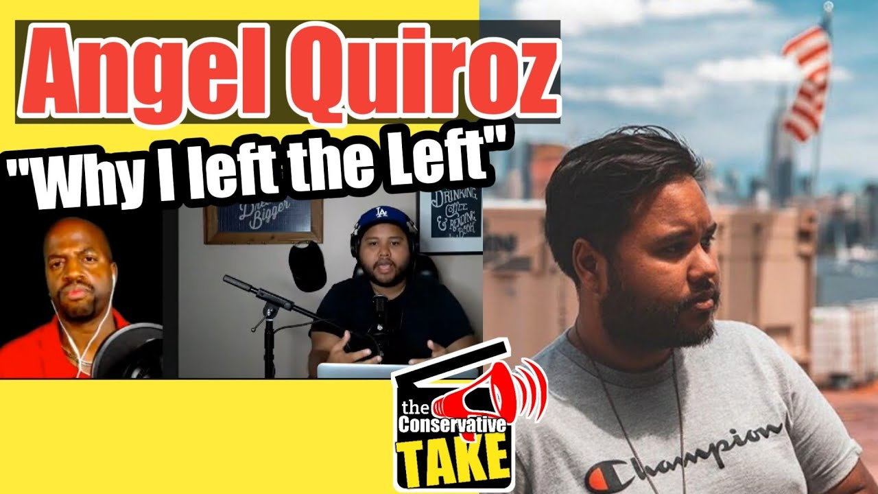 Interview with Angel Quiroz | the Conservative TAKE