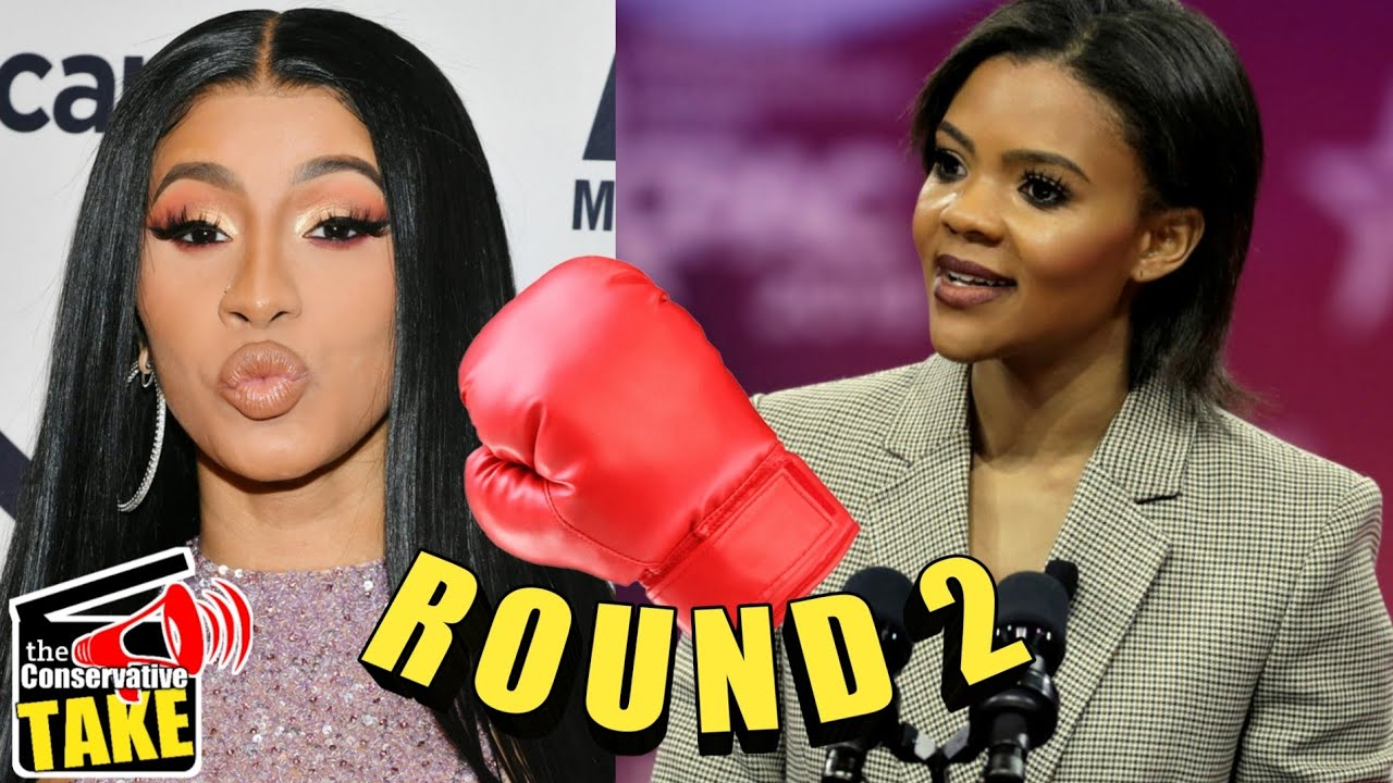 Candace Owens DESTROYS Cardi B where it hurts the MOST!
