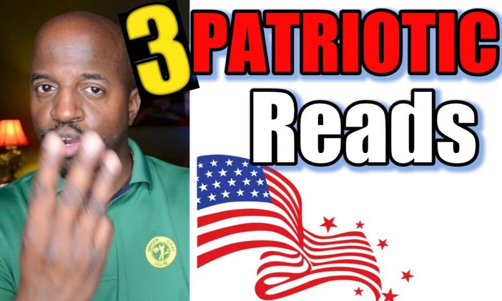 I Review 3 PATRIOTIC Books