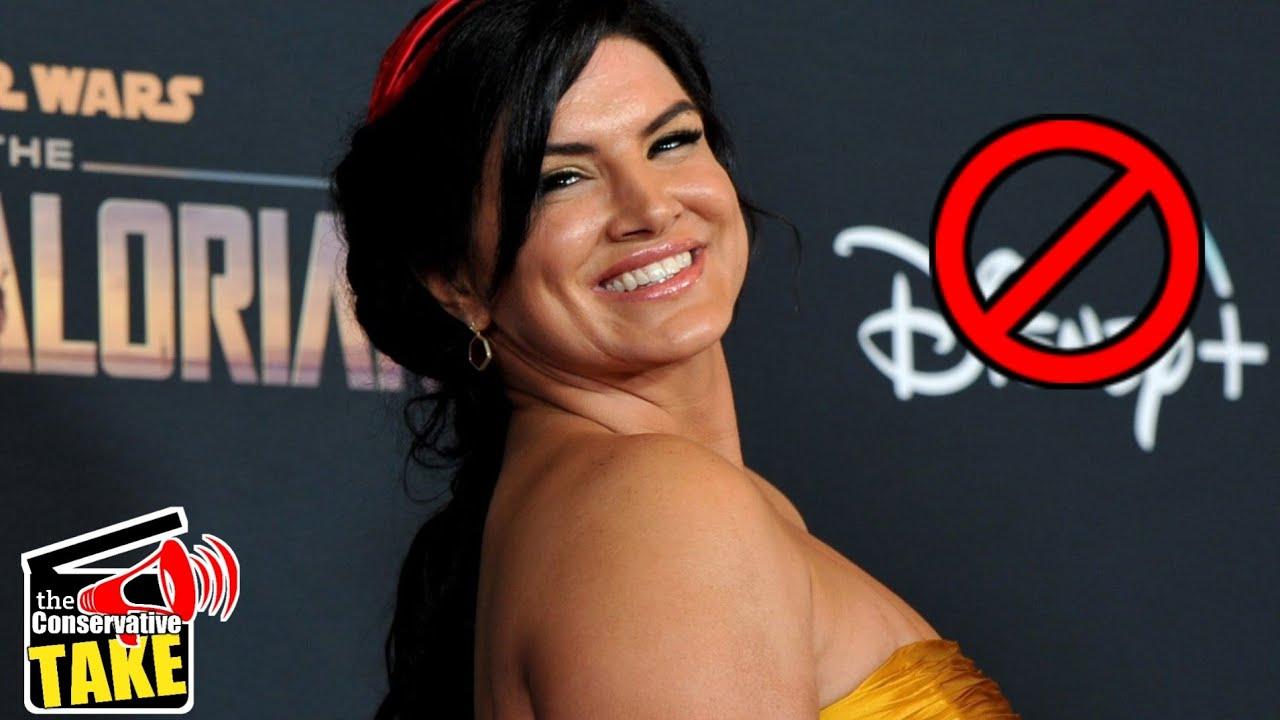 Why Gina Carano was REALLY Cancelled