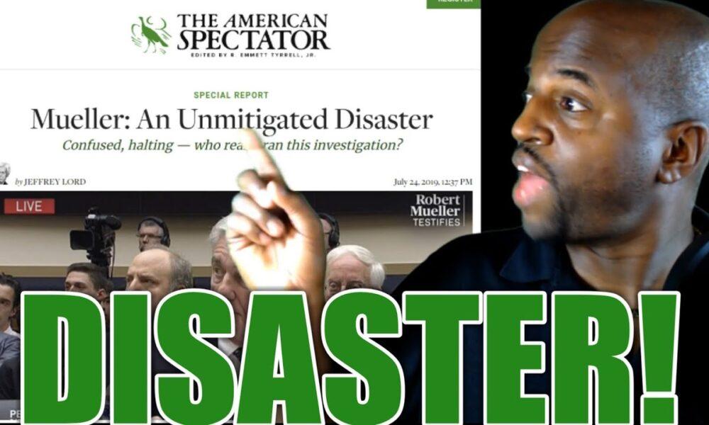 Mueller was a Disaster!!!   3 Takeaways   3 Responses