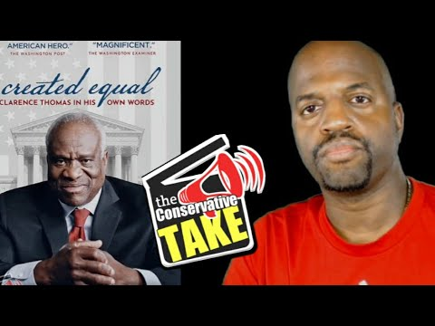 Clarence Thomas Documentary MOVIE REVIEW    Conservative TAKE
