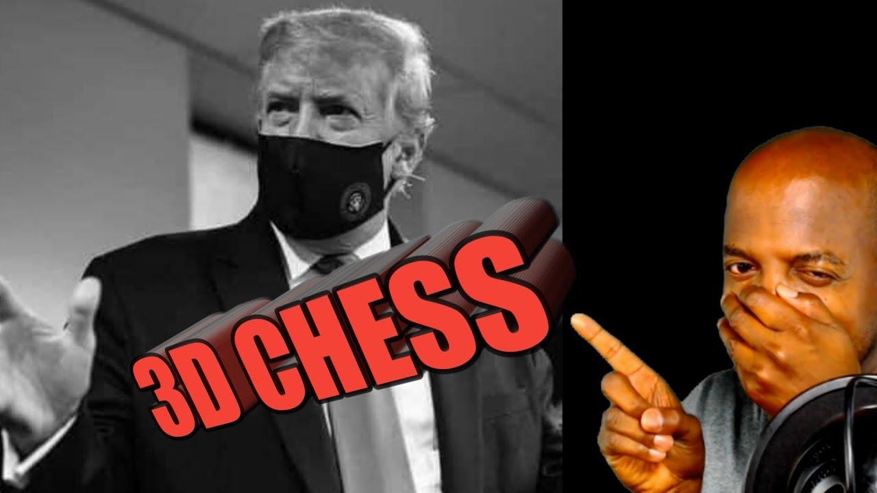 Four Reasons Trump Mask Tweet was Savage!