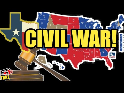 Texas Lawsuit has Sparked a legal Civil War | What this Means