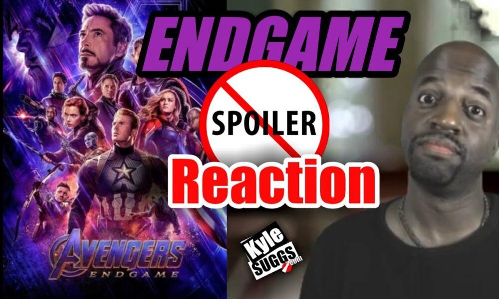 Avengers Endgame NON-spoiler Reaction