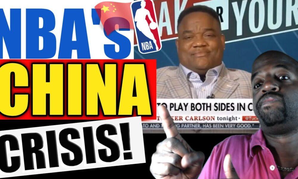 NBA's China Crisis   Jason Whitlock