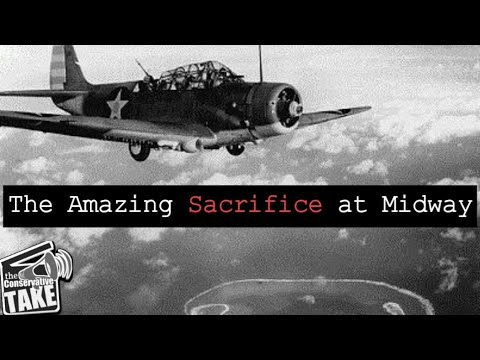 The Amazing Sacrifice at Midway