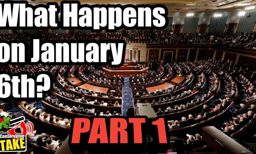 What will happen on January 6th? | Part 1