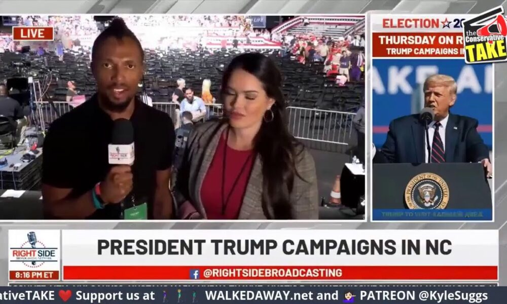 Trump Rally LIVE STREAM Watch Party