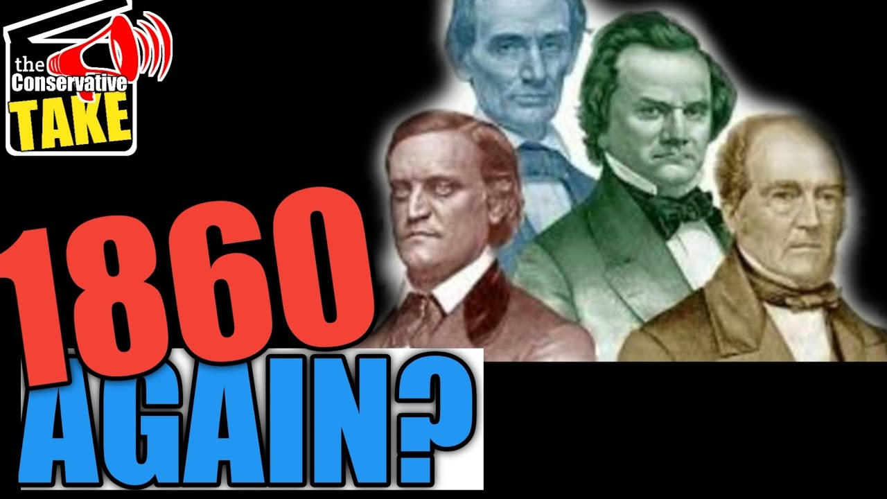 Democrat Collapse | Will the election of 1860 be repeated in 2020?