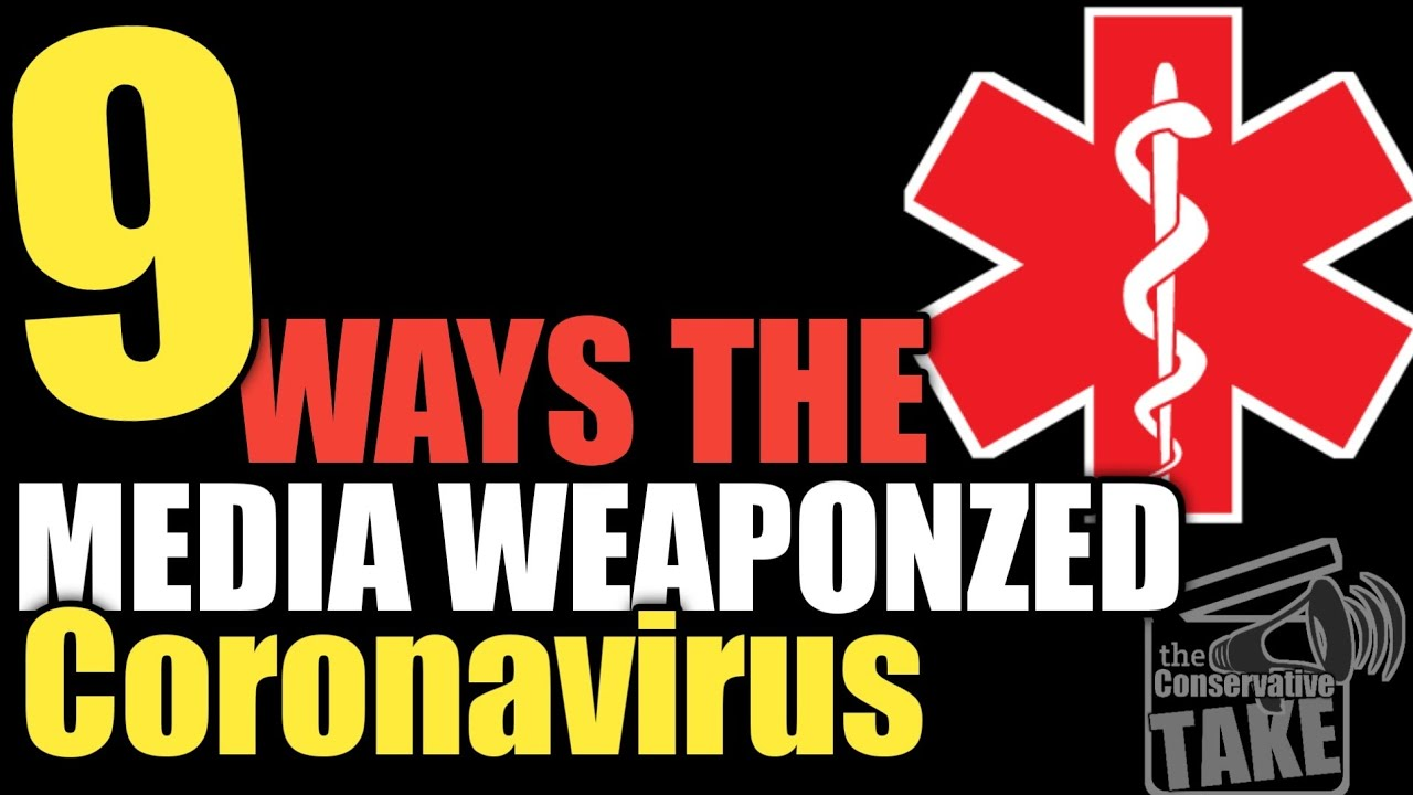 9 Times The Media Weaponized Coronavirus Coverage To Attack Trump