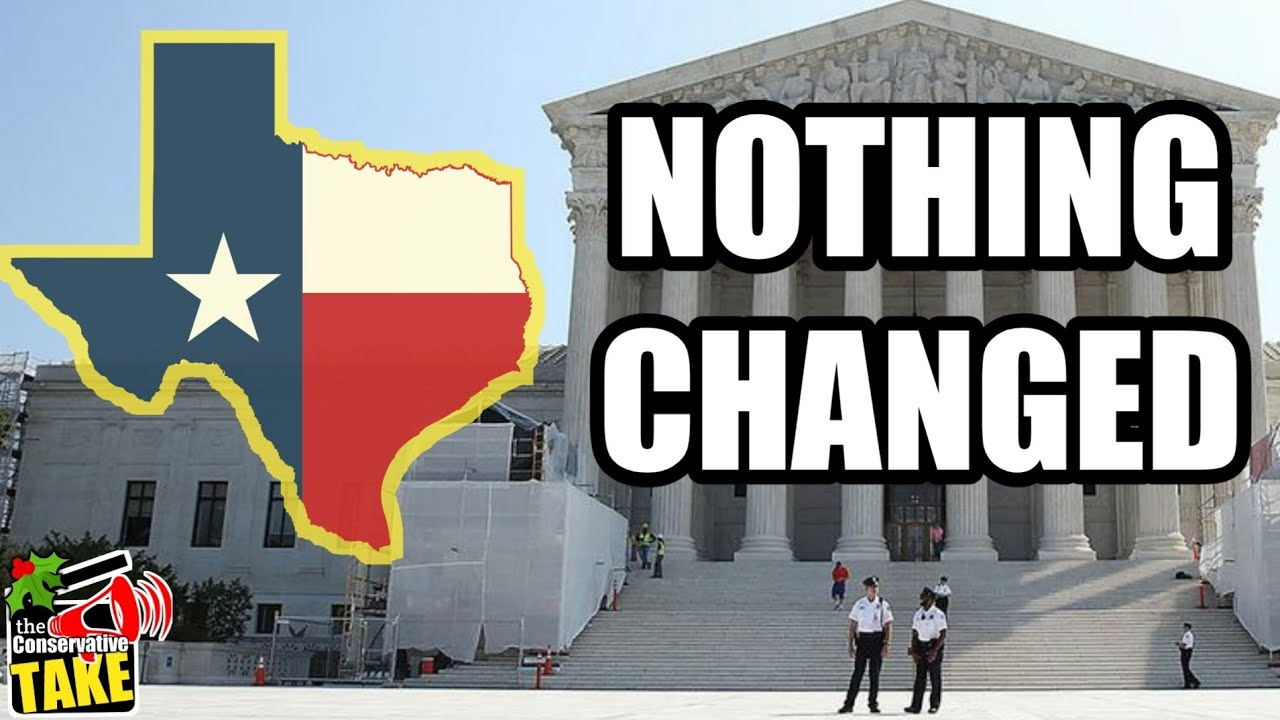 What the Texas suit rejection REALLY means