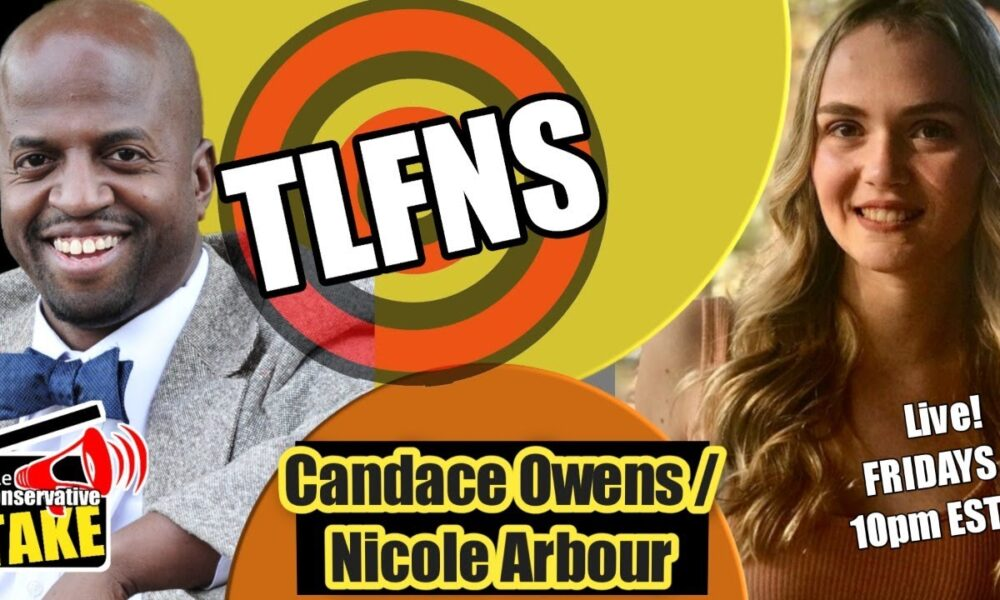 Candace Owens & Nicole Arbour | What Went Down? #TLFNS
