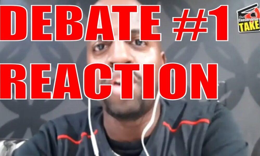 Debate Reaction