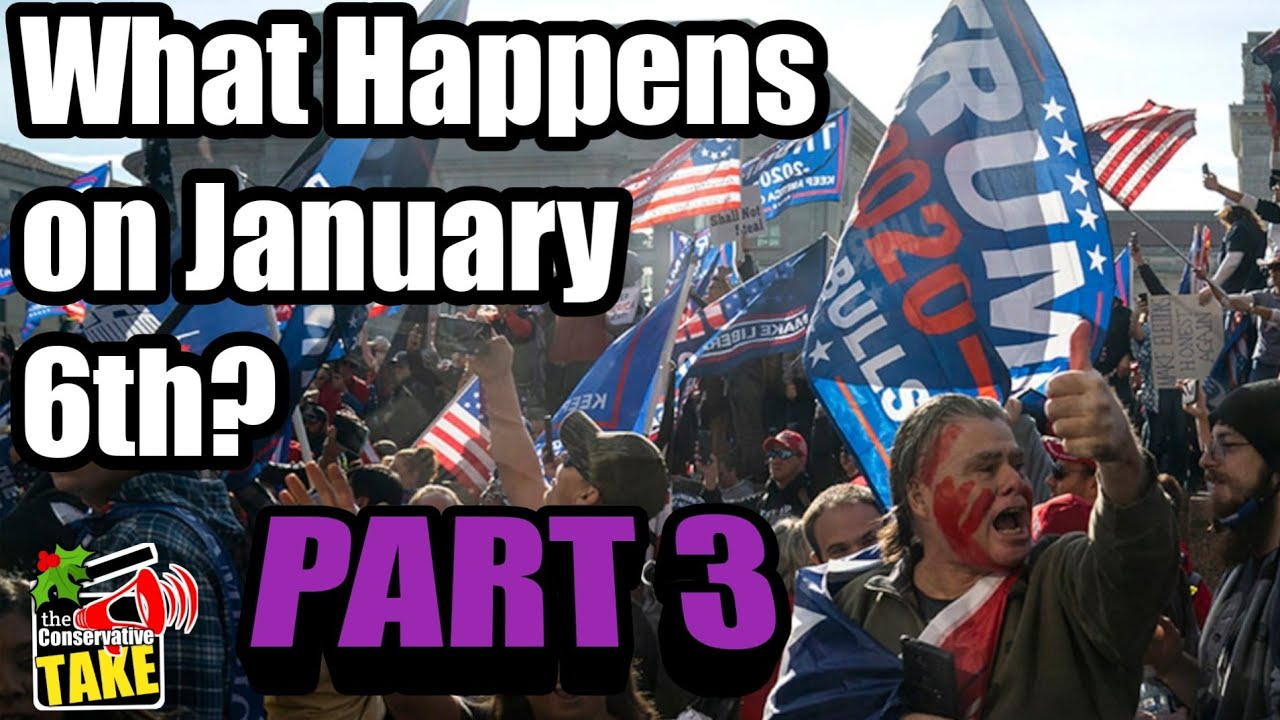 What will happen on January 6th? | Part 3
