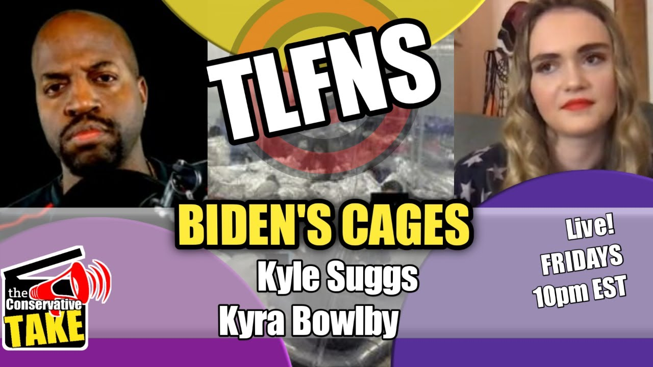 Bidens Cages – That Live Friday Night Show