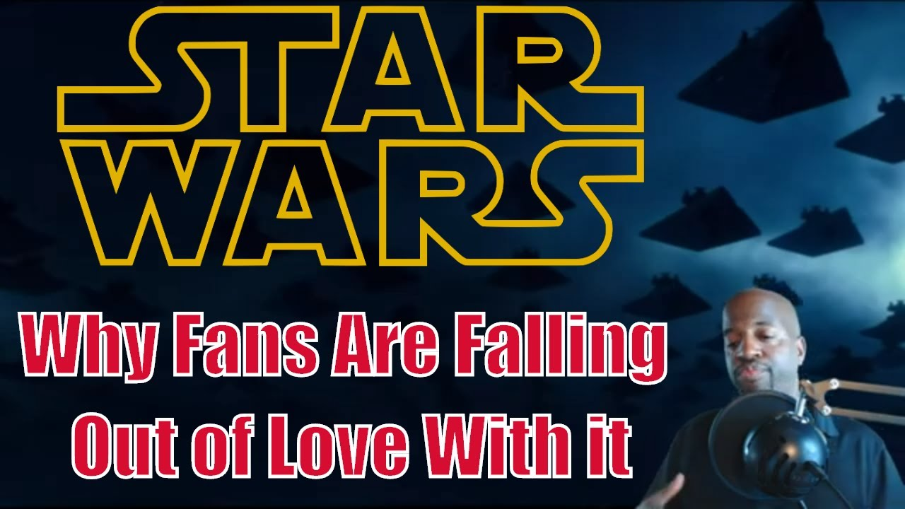 Why the Star Wars Trailer Epitomizes Fans Leaving | sjw & identity politics | Spoilers