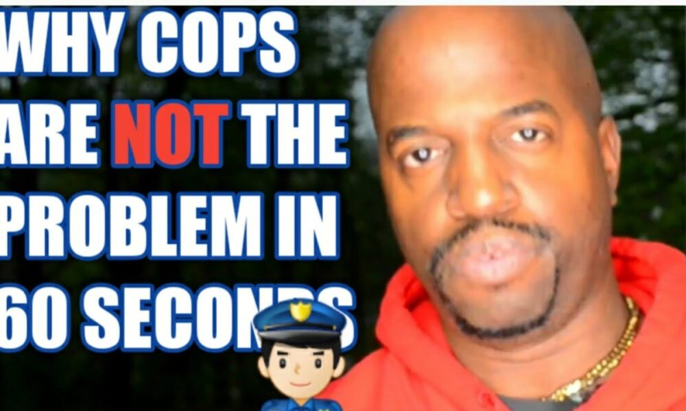 Why COPS are NOT the problem in 60 SECONDS!