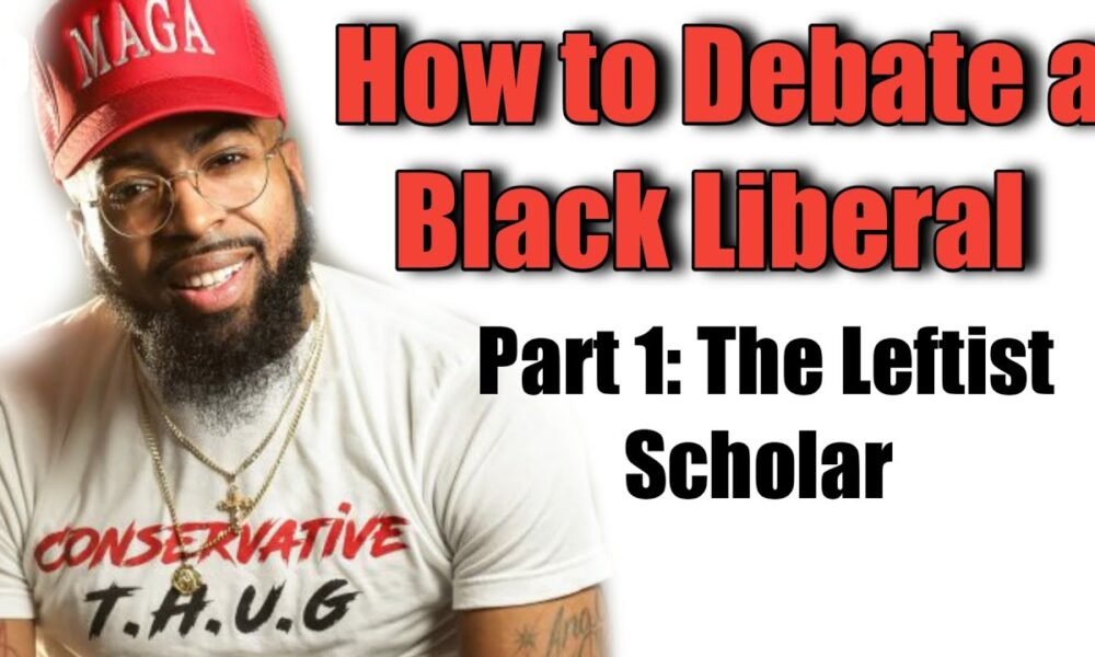 Kingface v Jabari Debate Analysis | 4 Points to Debating a Black Liberal