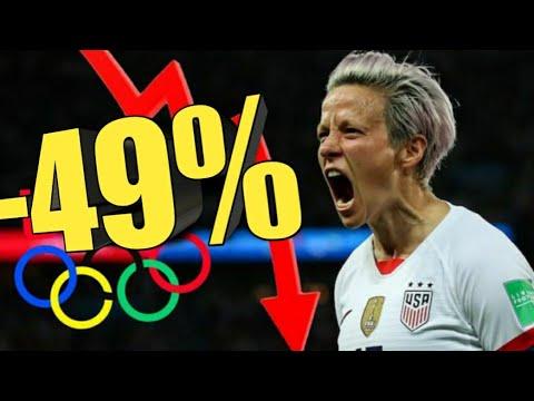 WOKE Olympics Ratings Down nearly 50%