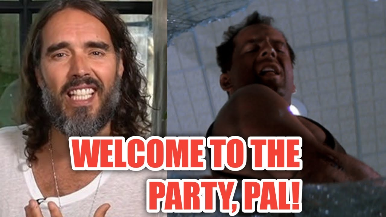 Celebrities SLOWLY Waking up to the TRUTH!  | Russell Brand